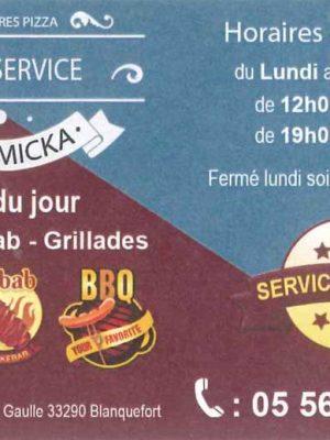 Restaurant Chez Micka